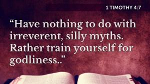 1 Timothy 4.7