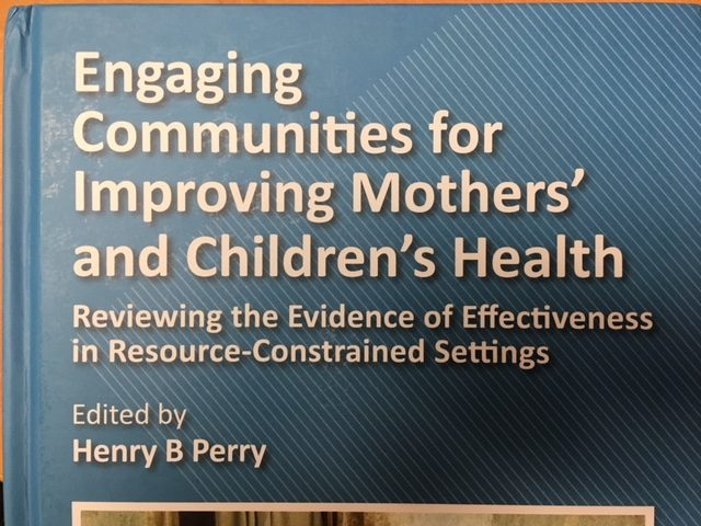 Community based approaches to primary healthcare